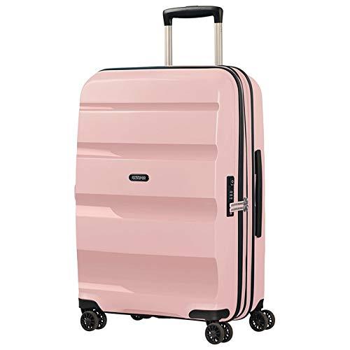 American Tourister Bon Air DLX Maleta con 4 ruedas rosa 66 cm