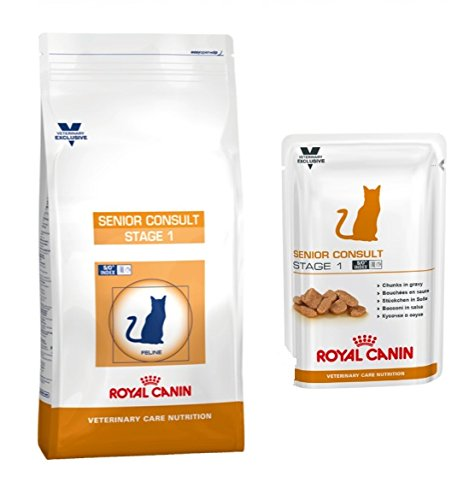 ROYAL CANIN Senior Consult Stage 2 pienso para Gatos Mayores