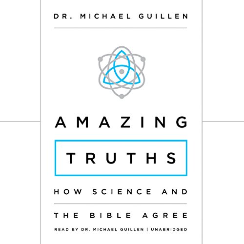 Amazing Truths audiobook cover art