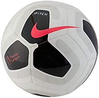 Nike Premier League Pitch - Balón de fútbol, SC3569-100, Blanco ...