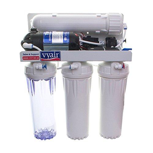 /NSF Approvato 1-Pack dc-021/K ro5-asv / Geekpure valvola di Arresto Automatico per Ro osmosi inversa