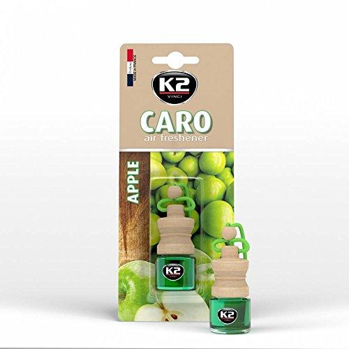 K2 Caro Lufterfrischer, exklusive Duftflasche, tolles Design, Duftnote