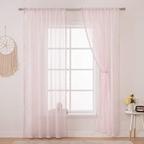 cortina infantil fabricante MIULEE