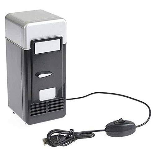 Tincocen Mini USB Nevera Congelador Bebida Cerveza Enfriador ...