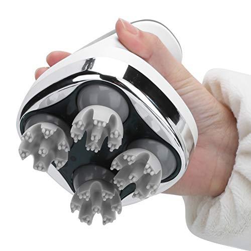 Electric Scalp Massager Head Massager Scalp Massager Claws Rechargeable Head for Pet Massage for Pet Massage, Head Hair Care Home, Bath, Relax