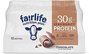 12-Pack Fairlife Nutrition Plan Chocolate 30G Protein Shake