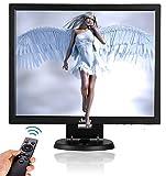 14 pulgadas monitor móvil 1024x768IPS Full HD pantalla LCD seguridad cámara oficina PC monitor 4:3 TFT panel multifunción HDMI AV VGA BNC USB cámara de vigilancia
