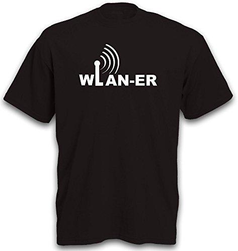 T-Shirt Gamer Nerd Computer PC WLAN Hardware Lanparty Funshirt Gr. XXL