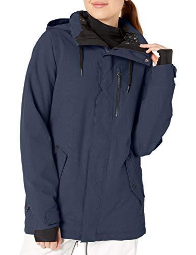 Volcom Damen Shrine Insulated Snow Jacket - Blau - X-Small