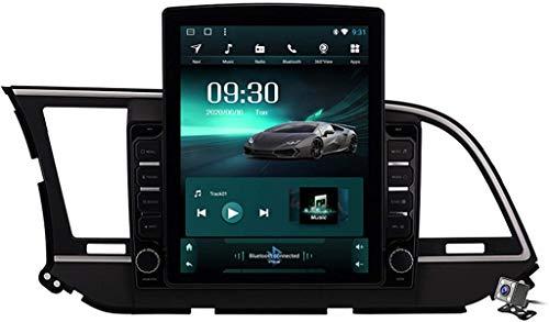Android 9.1 GPS del Coche Navegación Multimedia Radio Pantalla de 9.7 Pulgadas...