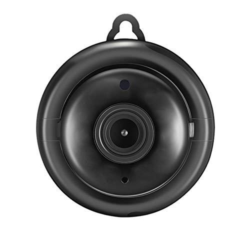 V380 Mini Cámara, Cámara De Detección De IP WiFi 1080p HD Inalámbrica Circuito Cerrado De Movimiento Infrarrojos De Audio Rastreador De Movimiento para El Hogar