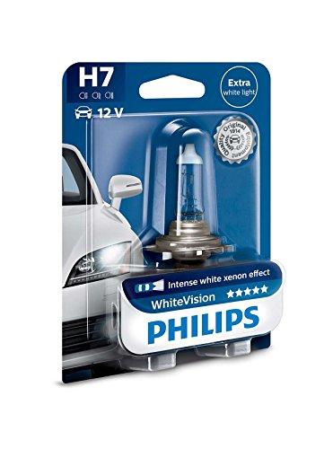 Philips 01012972WHVB1 H7 Whitevision 12 V 55 W Px26D