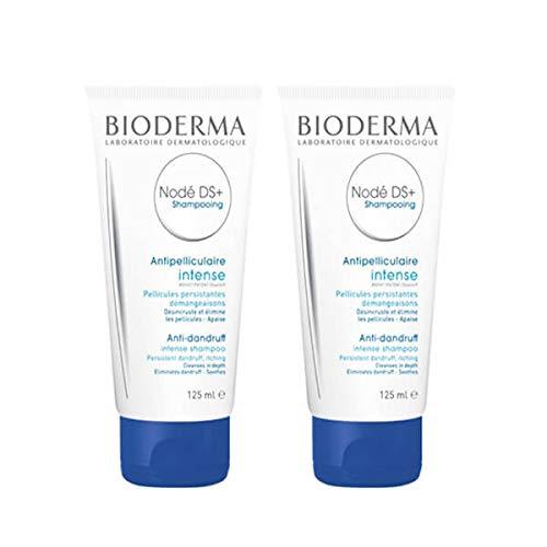 Bioderma Nodé Ds Shampoo Cream 125mlx2