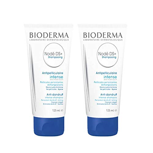Bioderma Nodé Ds Shampoo Creme 125mlx2