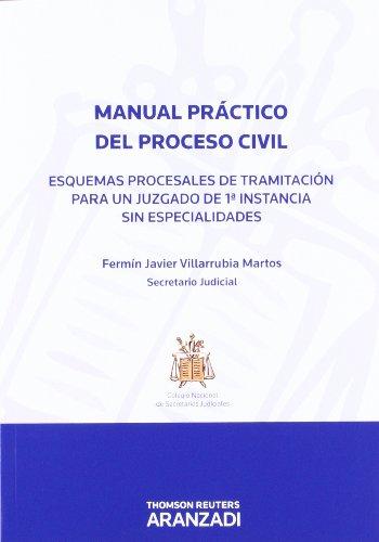 Manual practico del proceso civil