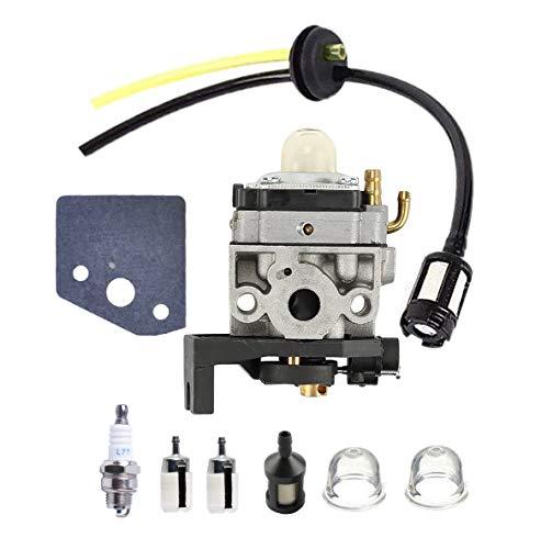 Poweka Carburateur et Tuyau Joint Filtre Essence Pour FG100 GX22 GX25 GX31 GX35 4 temps