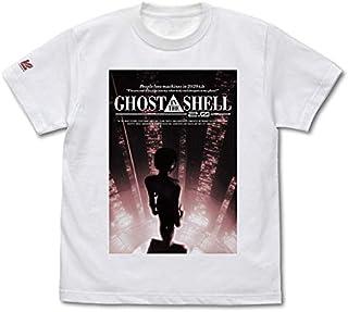 GHOST IN THE SHELL/攻殻機動隊2.0 BD Tシャツ(M)(こちらの商品にDVDは付きません)