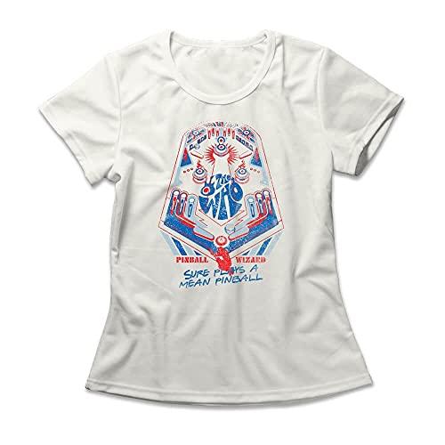 Camiseta Feminina The Who Pinball Wizard