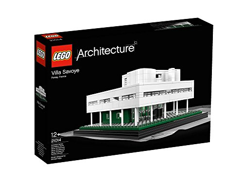 LEGO Architecture Villa Savoye 21014 [parallel Import Goods] (Japan Import)