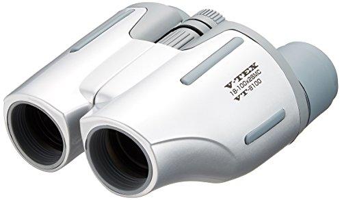 Kenko 双眼鏡 V-TEX 18~100×28 ポロプリズム式 18倍~100倍 28口径 シルバー VT-8100