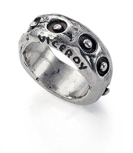 Viceroy Anillo 1000A02510 Metal Chapado...