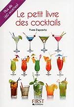 Petit livre de - Cocktails d'Yves ESPOSITO