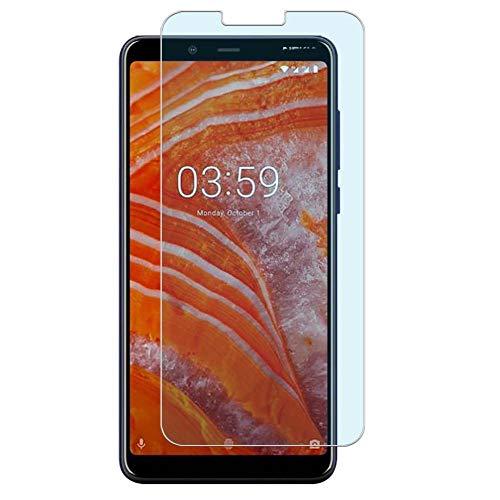 Vaxson 4-Pack Anti Luce Blu TPU Pellicola Protettiva, compatibile con Nokia 3.1 Plus, Screen Protector Film [ Non Vetro Temperato ]