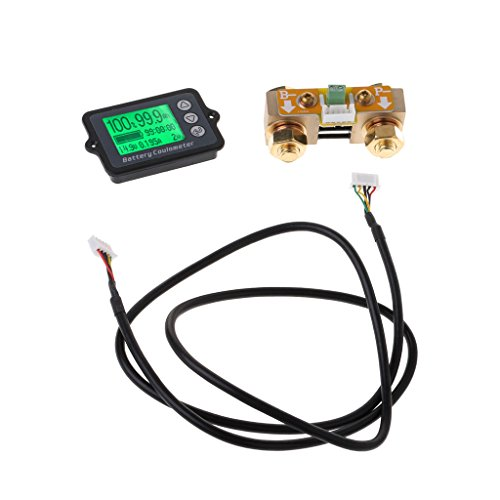 A0127 80V 350A TK15 Präzision Batterie Tester für LiFePO Coulomb Zähler LCD Coulometer