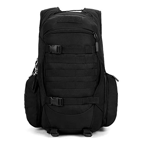 Hylotele 40L Molle Backpack Assault Pack Daypack Bug Out Bag for Camping Hiking Traveling