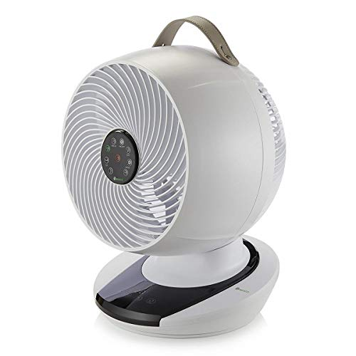 Meaco MeacoFan 1056 Air Circulator Award-winning, super-quiet, energy-efficient desk fan for bedroom and general home use[Energy Class A]