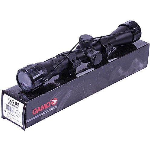Gamo 4x32 Air Rifle Scope +11mm Dovetail Mount Telescopic Sight Hunting...