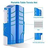 Yierya Rete da Ping Pong, Allungabile Portatile e Estraibile Reti da Ping-Pong, Replacemen...