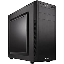 Corsair Carbide 100R Case da Gaming, Mid-Tower ATX, con Finestra, Nero