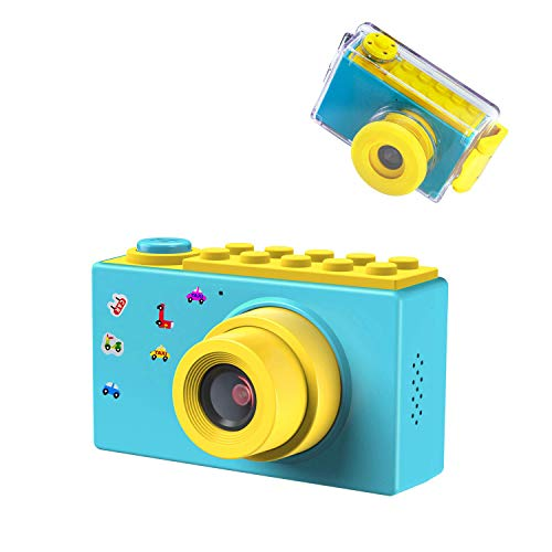 ShinePick | Camera voor kids | Digitale camera | Waterdicht | 8MP | 2 inch scherm | Foto & video