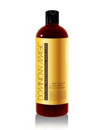 Dominican Magic Hair Follicle Anti Aging Conditioner, 15.87 Ounce