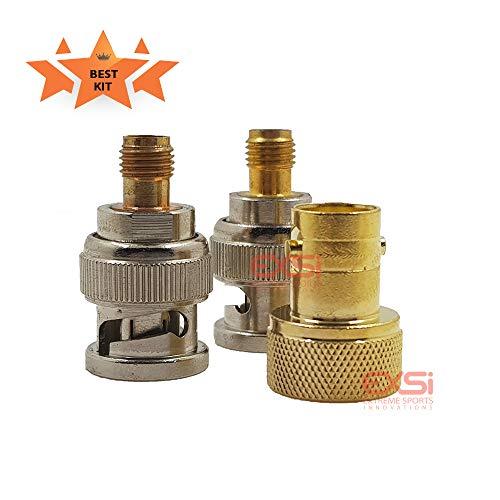 Schnellkupplung, Adapter, kompatibel mit Garmin Alpha 100 oder Garmin Astro 320,430, 3 Stück