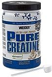 WEIDER Pure Creatine Powder - Creapure Creatine Monohydrate 600g pour la force et la puissance