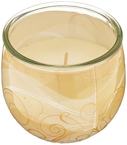 Glade (Brise) Duftkerze bis zu 30 Stunden Brenndauer, Duftkerze im Glas, Romantic Vanilla Blossom (Zarter Vanille Traum) (1 x 120 g)
