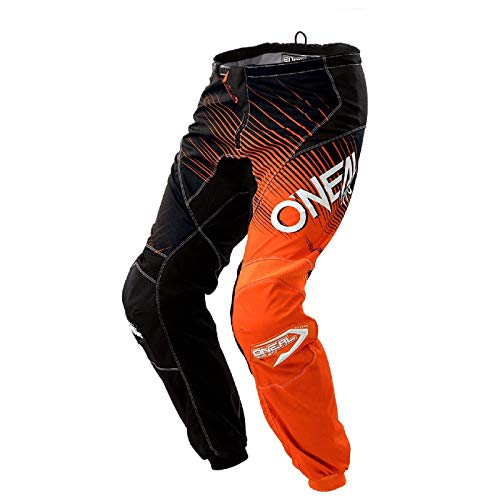 O'NEAL Element Racewear MX DH MTB Pant Hose lang schwarz/orange 2018 Oneal: Größe: 38 (54)