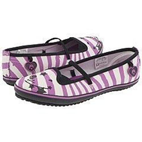 Osiris Skateboard Schuhe/Slip Ons Cove Girls Purple/Dazed/Freddi C, Schuhgrösse:37