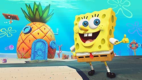 41yNSSTU8PL - Spongebob Squarepants: Battle for Bikini Bottom - Rehydrated - Nintendo Switch Standard Edition