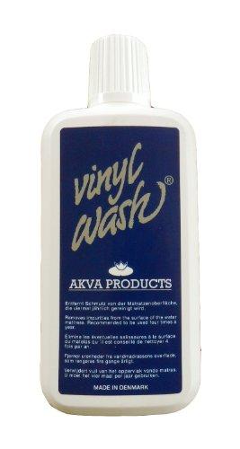 AKVA Vinyl Wash Wasserbett Vinylpflege und Vinylreiniger 380ml.