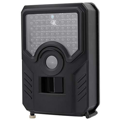 Wallfire Jagdkamera wasserdichte 1080P 12Mp-Kamera für Den Außenbereich mit 120 ° Weitwinkel-Wildelife-Infrarot-Fotofallen-Camcorder für Die Beobachtung von Wildtieren im Freien