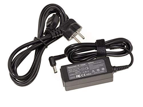 Power4Laptops - Cargador para ordenador portátil (19,5 V, 2 A, 4,5 x 6,5 mm, equivalente a VGP-AC19V39, VGP-AC19V40, VGP-AC19V47)