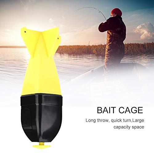 Zer One Quick Return visaas-gieter hulpmiddel voor het vissen