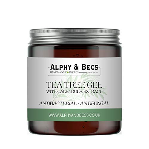 Tea Tree Gel With Calendula Extract - 60ml