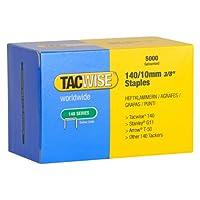 Tacwise 1403/ 8インチ亜鉛メッキStaplesの手/ハンマーTackers、ボックスの5000( 0342)