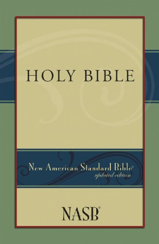Compare Textbook Prices for New American Standard Bible 1995 Edition ISBN 9781885217721 by The Lockman Foundaiton,The Lockman Foundaiton