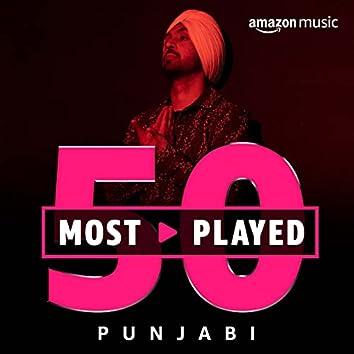 50 Most Played: Punjabi
