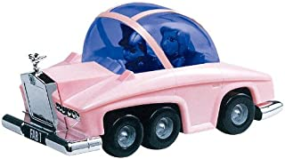 Aoshima Models Mini FAB 1, Lady Penelope's Pink Rolls Royce International Rescue Thunderbirds Model Building Kit